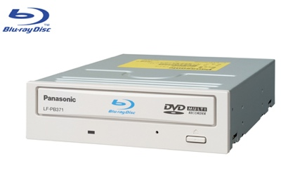 Panasonic LF-PB371JD Blu-ray Writer