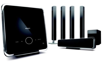 Philips HTS9810 DVD Home Theater System