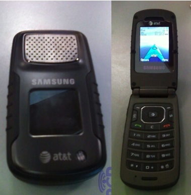 Samsung a837 Rugged Phone for AT&T