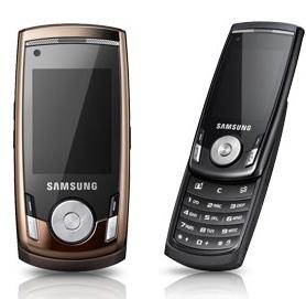 Samsung SGH-L770 3G Slider