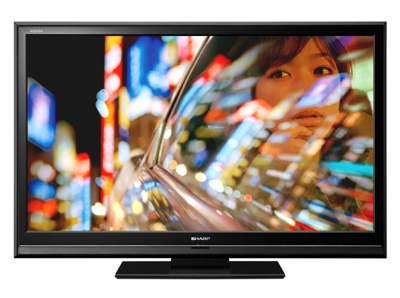 Sharp AQUOS D65E Series LCD HDTV
