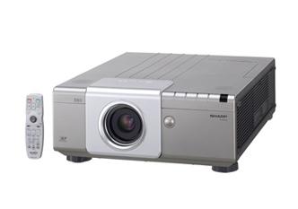 Sharp XG-P610X 6000 Lumens DLP Projector