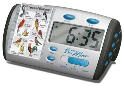 Singing Bird Alarm Clock