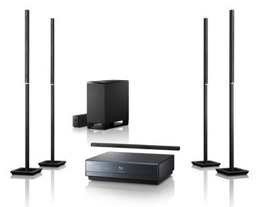 Sony BRAVIA Theatre BDV-IT1000 - Blu-ray Home Cinema System