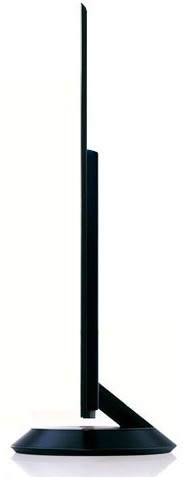 Sony KDL-40ZX1 - The Thinnest LCD HDTV