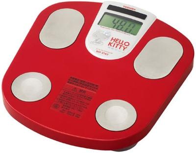 Toshiba SCF-20 Hello Kitty Body Composition Meter