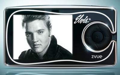 ZVUE Elvis Presley PMP