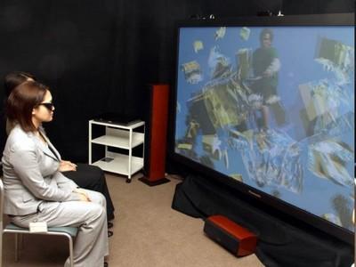 Panasonic 3D Full HD Plasma Theater System