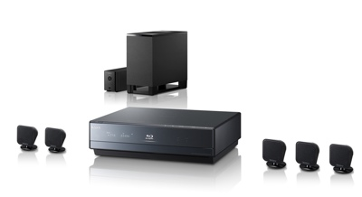 Sony BDV-IS1000 Blu-ray System