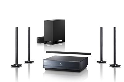 Sony BDV-IT1000ES Blu-ray System