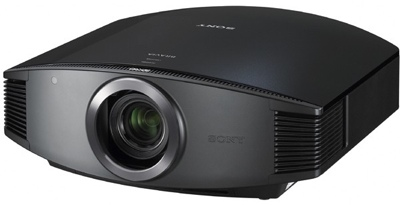 Sony BRAVIA VPL-VW70 and VPL-HW10 SXRD Home Cinema Projectors