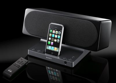 Sony SRS-GU10iP Docking Speaker