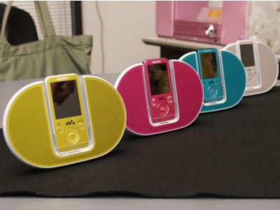 Sony Walkman NW-S630FK Music player