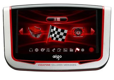 Aigo MP5-MK3510 - Vodafone McLaren Mercedes PMP