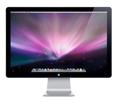 Apple 24-inch LED Cinema Display