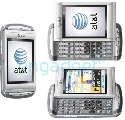 AT&T Quickfire / UTStarcom Knick