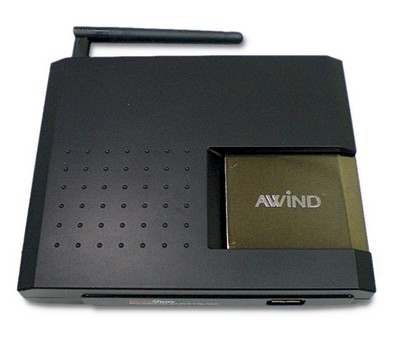 AWIND MobiShow WiFi Cellphone streamer