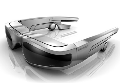 Carl Zeiss cinemizer video eyewear