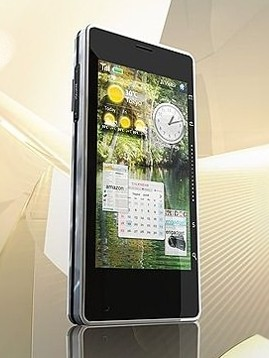 Emblaze Mobile Edelweiss touch phone