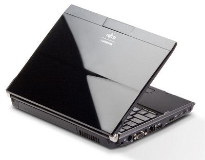 Fujitsu LifeBook P8020 Ultra-portable laptop