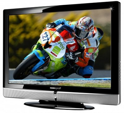 HANNspree HT09 Budget LCD HDTV