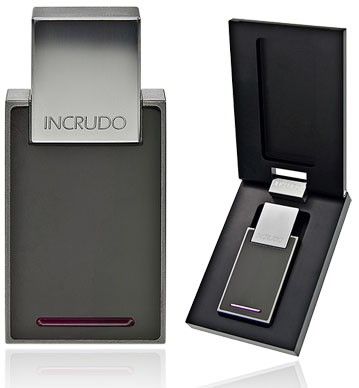 Incrudo 8GB Titanium Flash Drive