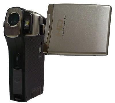 Lancerlink HDKAM-08P budget HDV Camcorder