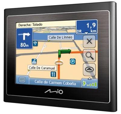 Mio Moov 150 GPS System
