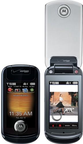 Motorola Krave ZN4 Officially on Verizon