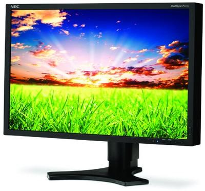 NEC MultiSync P221W Professional LCD Monitor