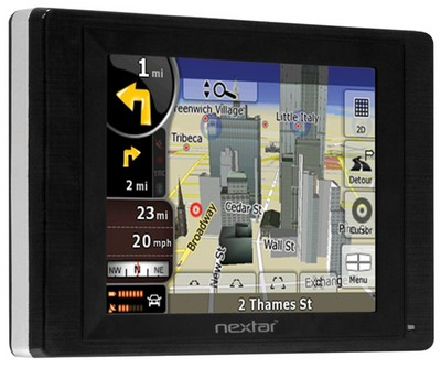 Nextar SNAP5 and SNAP7 GPS Devices