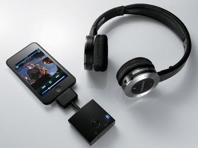 Onkyo MHP-UW2 iPod Wireless Headphone
