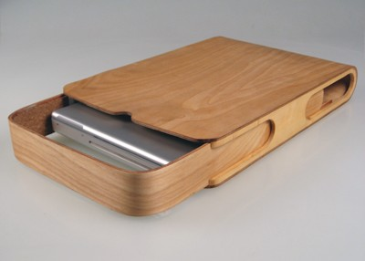 Plywood Laptop Case