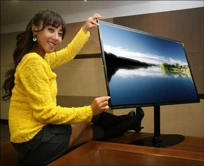 Samsung 40-inch OLED Full HD Display