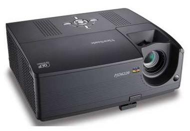ViewSonic PJD6220, PJD6230 and PJD6240 DLP Projector