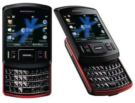 Alltel Motorola MOTO QA30 QWERTY Slider