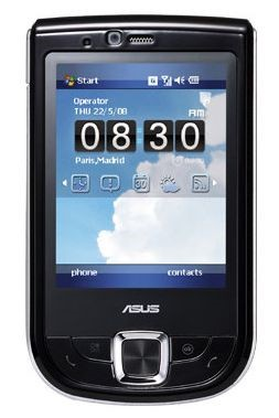 Asus P565 - Fastest Business PDA Phone