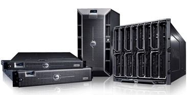 Dell PowerEdge Servers with Quad-Core AMD Opteron