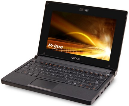 DosPara Prime Note Cartina UM Limited Edition Netbook