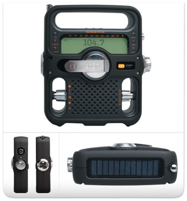 Eton FR500 Solarlink Emergency Radio / Phone Charger
