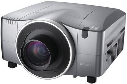 Hitachi CP-X10000, CP-WX11000 and CP-SX12000 LCD Projectors