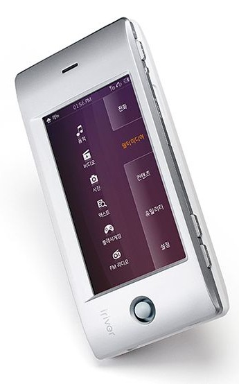 IRiver wave Touch Phone