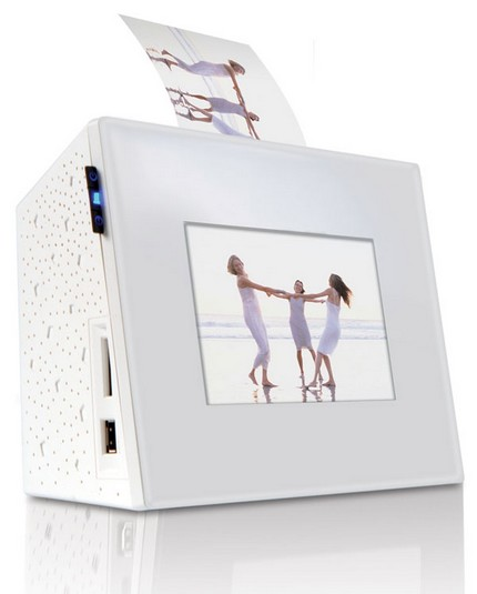 Keian P71-A2-JP Photo Frame / Photo Printer Combo