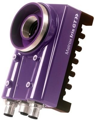 Matrox Iris GT Smart Camera with Atom CPU