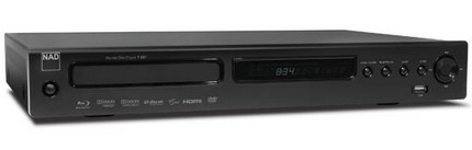 NAD T587 Blu-Ray player with BD-Live