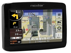 Nextar Q4-MD Advanced GPS Device