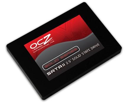 OCZ Solid Series SATA II 2.5-inch SSD