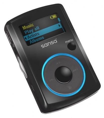 SanDisk Sansa Clip 8GB MP3