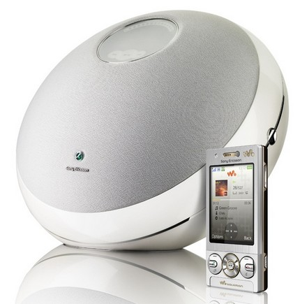 Sony Ericsson MBS-900 Wireless Home Audio System