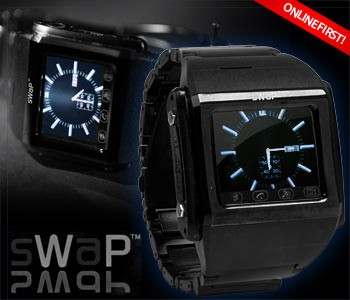 sWaP Bluetooth Watch Phone